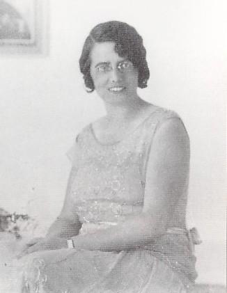 MARGARITA COMAS CAMPS (1892-1973)