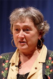 LYNN MARGULIS (Boston, 1938)