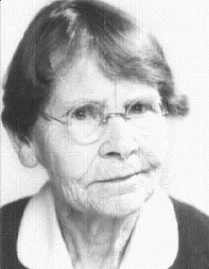 BARBARA McCLINTOCK (1902-1992)